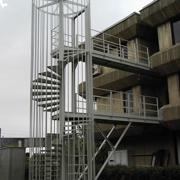Yangın Merdivenleri