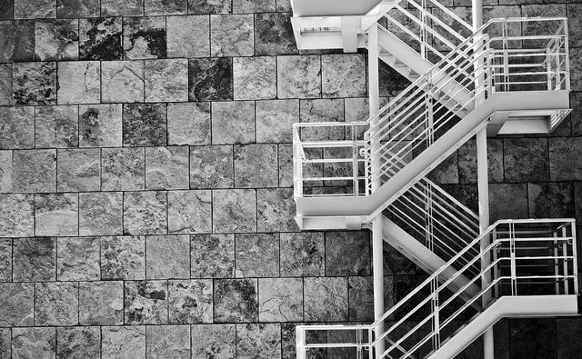 Z Tipi Yangın Merdiveni